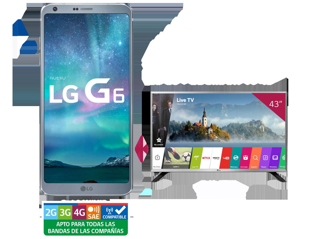 fb773d3d5ed LG G6 está del lado de WOM: Captura el panorama completo